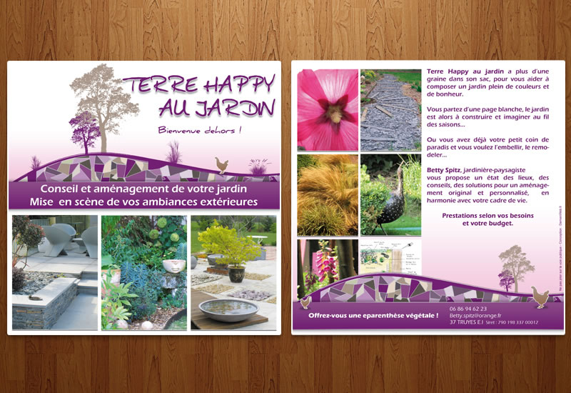 Flyer Terre Happy