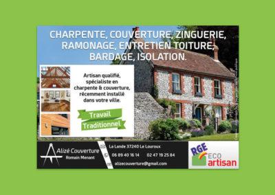 Flyer | Création de flyer | Graphiste en Touraine, près de Tours
