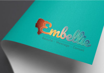 Embellie – logo et communication