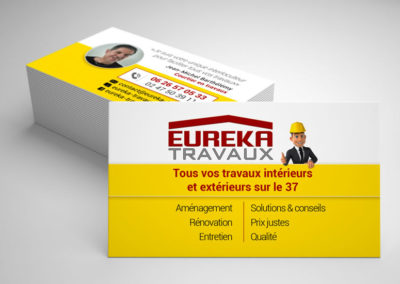Eurêka Travaux – print