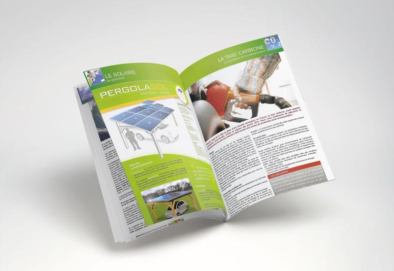 Création magazine | Edition graphique et mise en page | Graphiste 37
